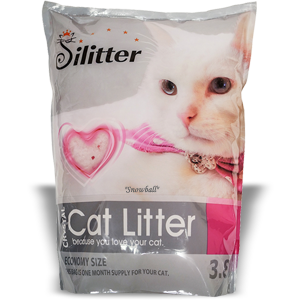 Silitter Crystal Litter